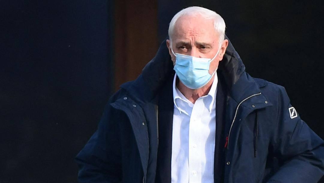 Antonio Percassi, 67 anni. AFP