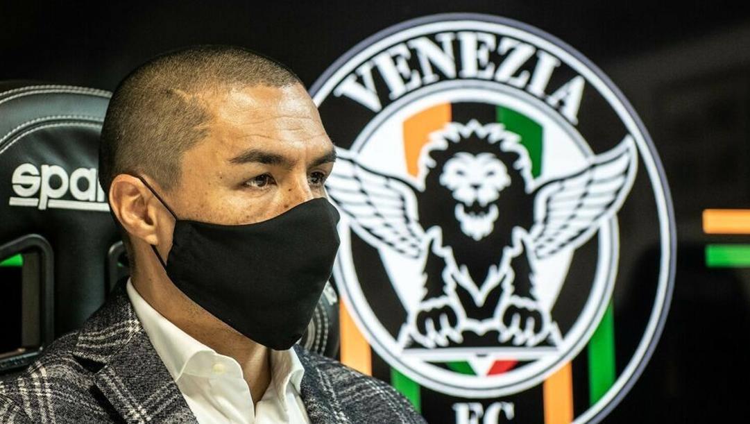 Ivan Ramiro Cordoba Sepulveda (44 anni) al Venezia. Twitter