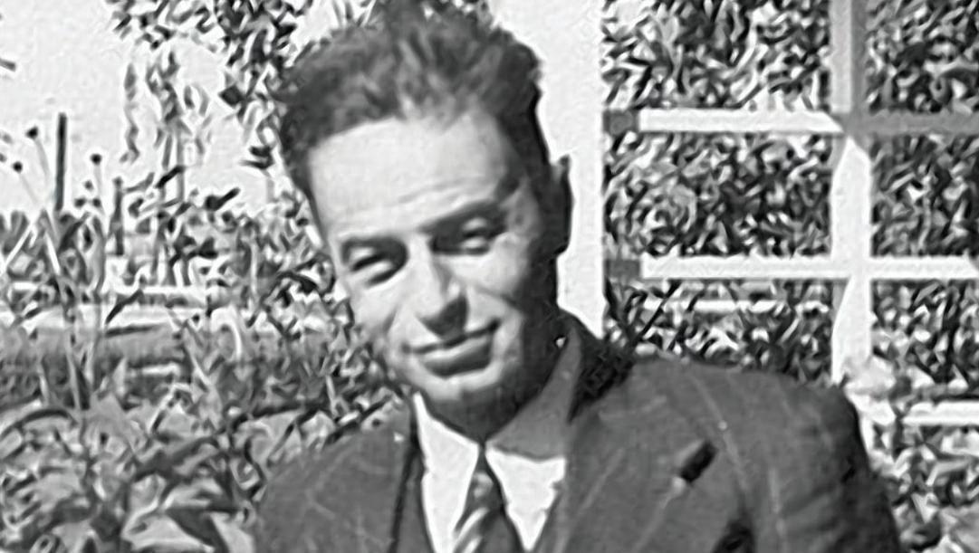 L'allenatore Arpad Weisz