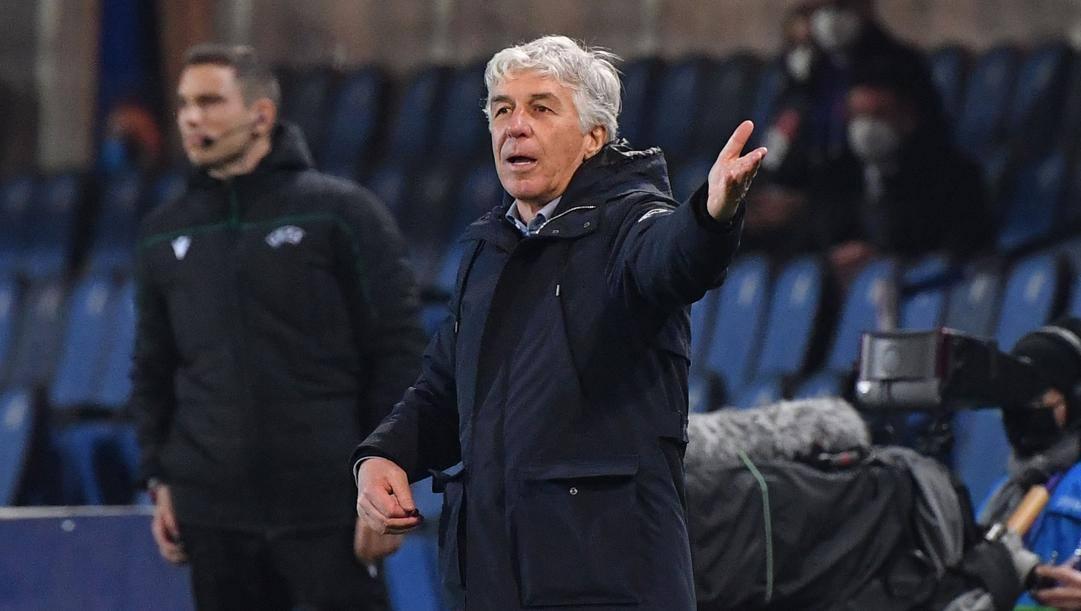 Gia Piero Gasperini, 63 anni (AFP)