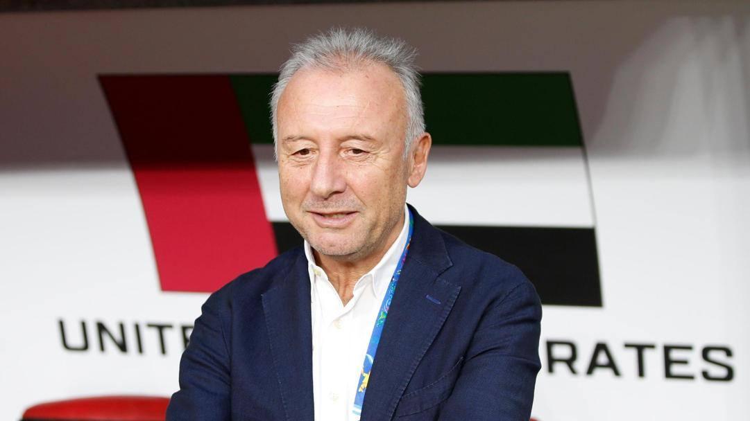 Alberto Zaccheroni, 67 anni (EPA)
