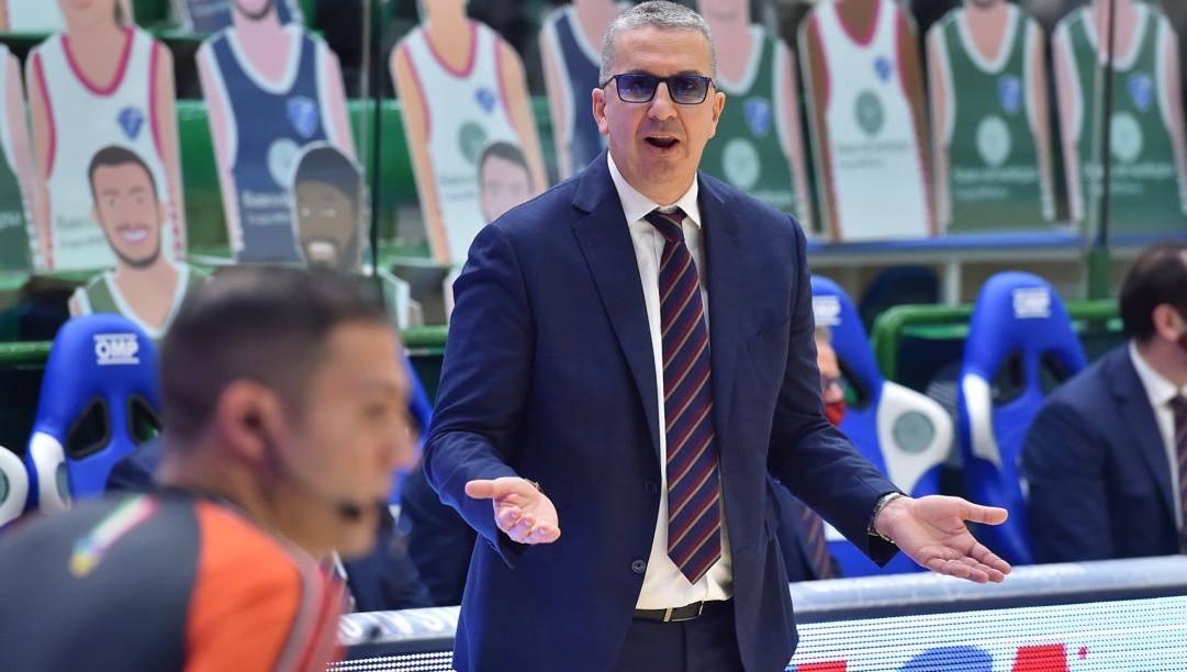 Walter De Raffaele, 52 anni coach di Venezia. CiamCast