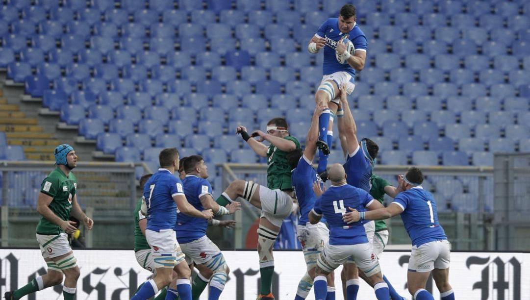 L'Italia nel Sei Nazioni ha una striscia aperta di 30 sconfitte. LaPresse