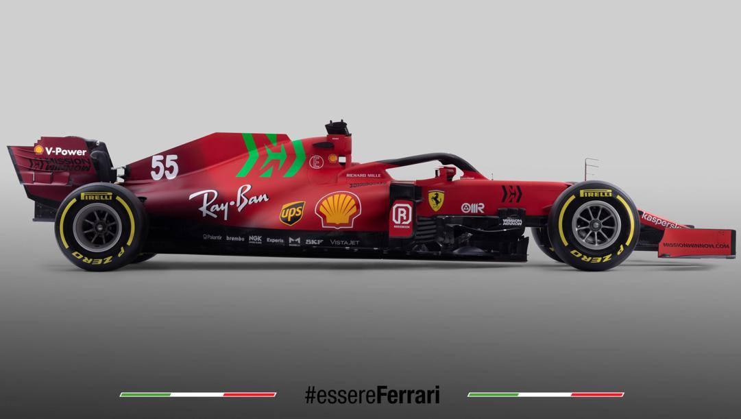 La nuova SF21