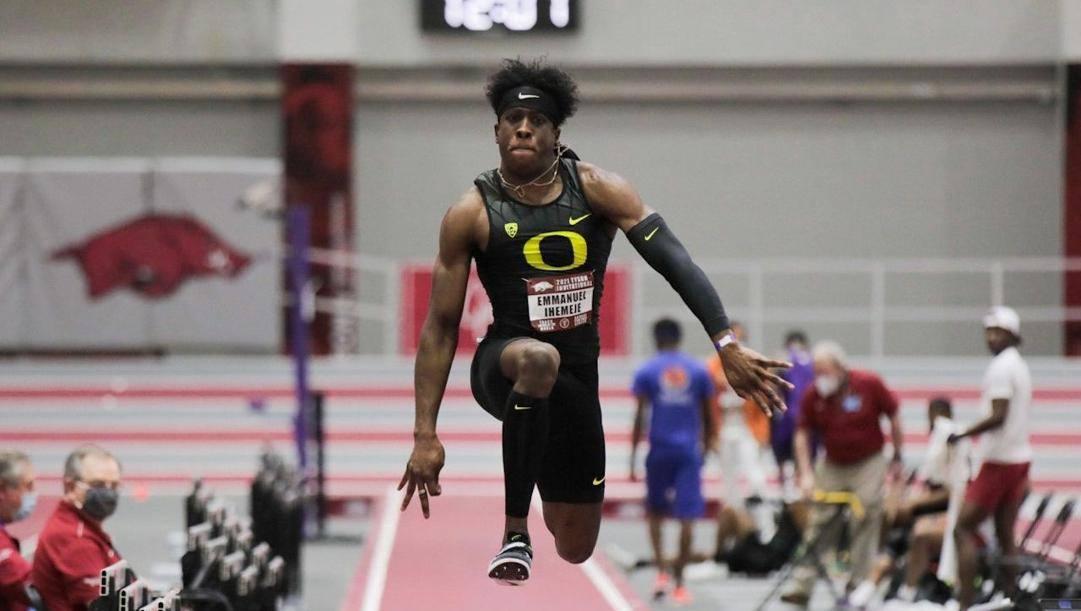 Emmanuel Ihemeje, 22 anni. Studia a Oregon