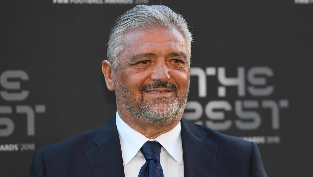 Alessandro Altobelli. Epa