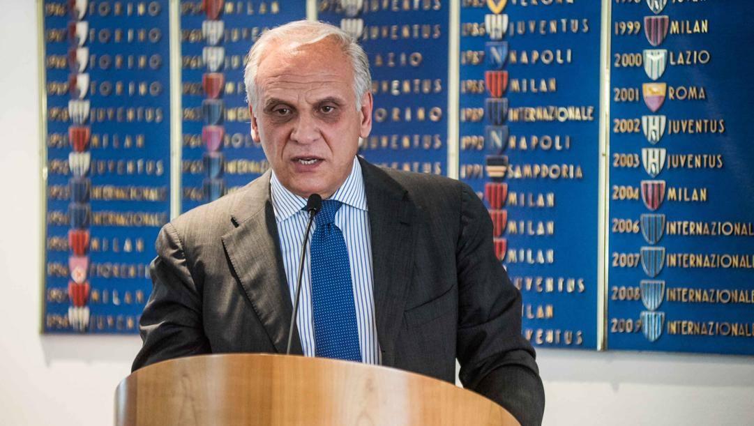 Marco Bogarelli (Foto LaPresse)