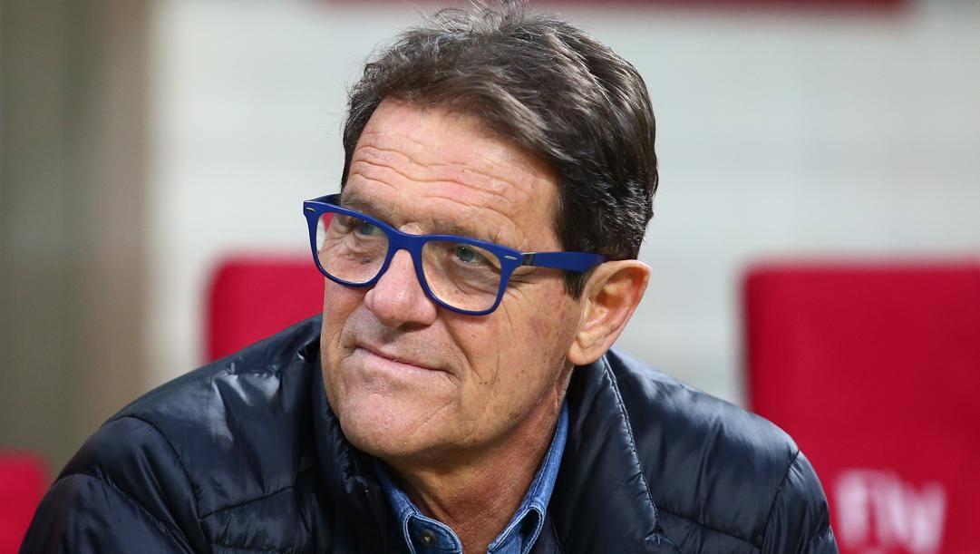 Fabio Capello (74 anni) ha allenato Milan, Real Madrid, Roma, Juventus, Jiangsu Suning, nazionale inglese e russa. LaPresse