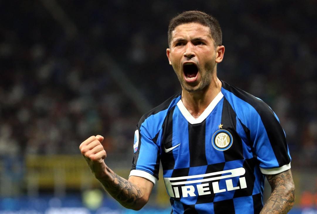 Stefano Sensi (25 anni, centrocampista anche della Nazionale), seconda stagione all'Inter. ANSA