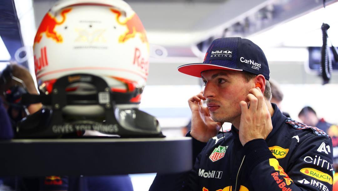 Max Verstappen, 23 anni, 10 GP vinti in F.1. Getty