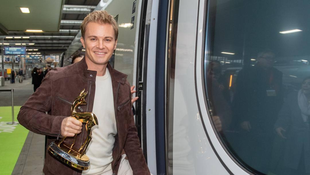 Nico Rosberg. Getty