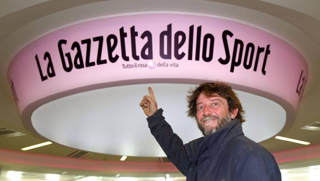 Giovanni Soldini, 54 anni BOZZANI
