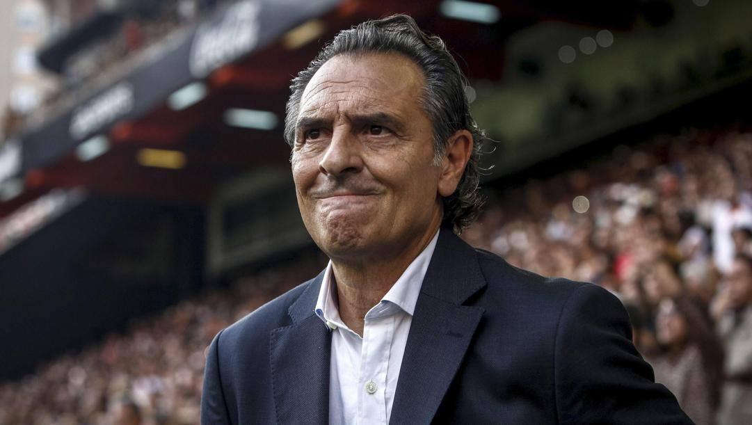 Cesare Prandelli, 63 anni. Epa