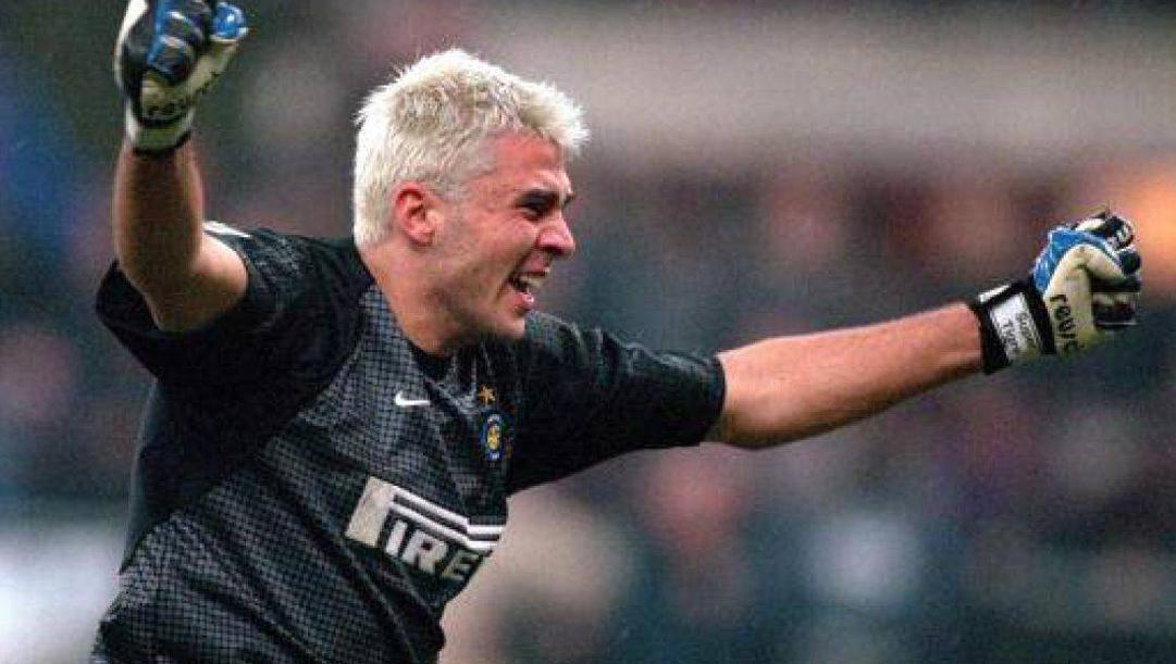 Sébastien Frey (41 anni), 47 presenze in totale con l'Inter nelle stagioni 1998-99 e 2000-01. Getty