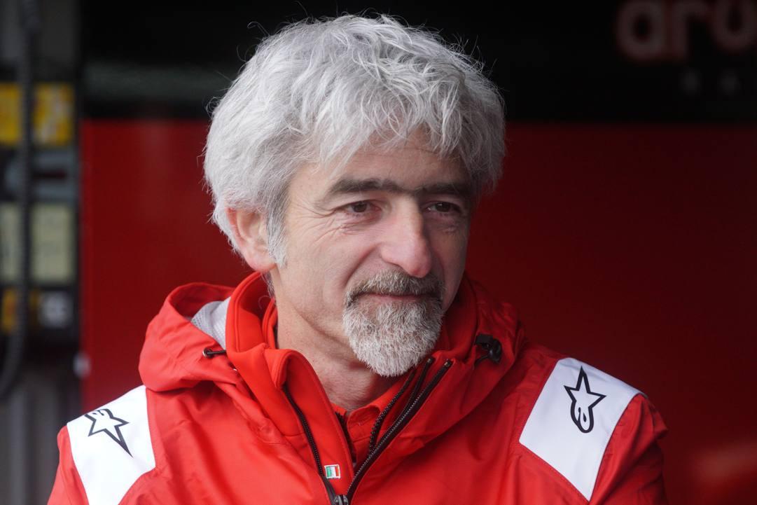 Gigi Dall'Igna, 54 anni è direttore di Ducati Corse. Nel 2020 Ducati vince il titolo costruttori. LaPresse
