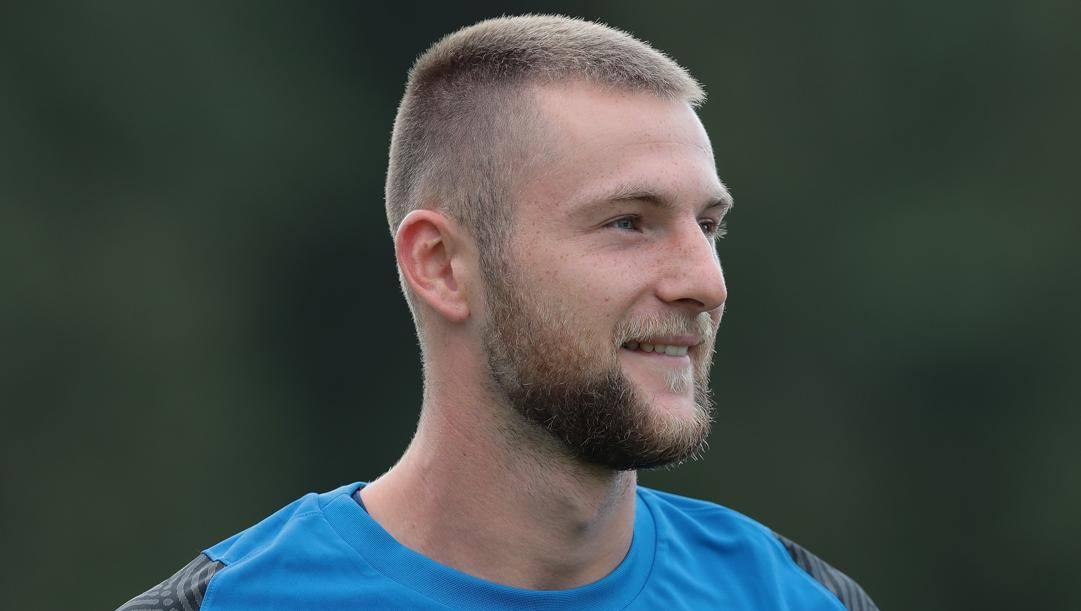 Milan Skriniar (26 anni), nazionale slovacco all'Inter dall'estate 2017, quando arrivò dalla Sampdoria. GETTY IMAGES