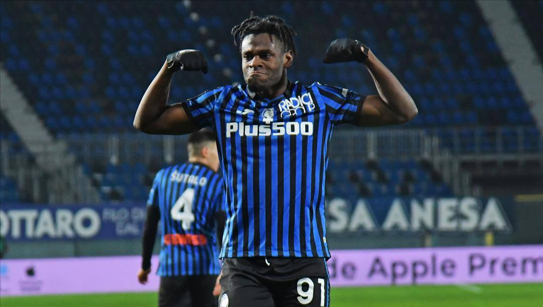 Duvan Zapata (30 anni), 14 gol in stagione con l'Atalanta