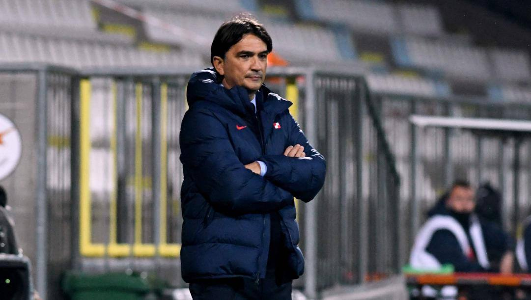 Zlatko Dalic, 54 anni. Afp