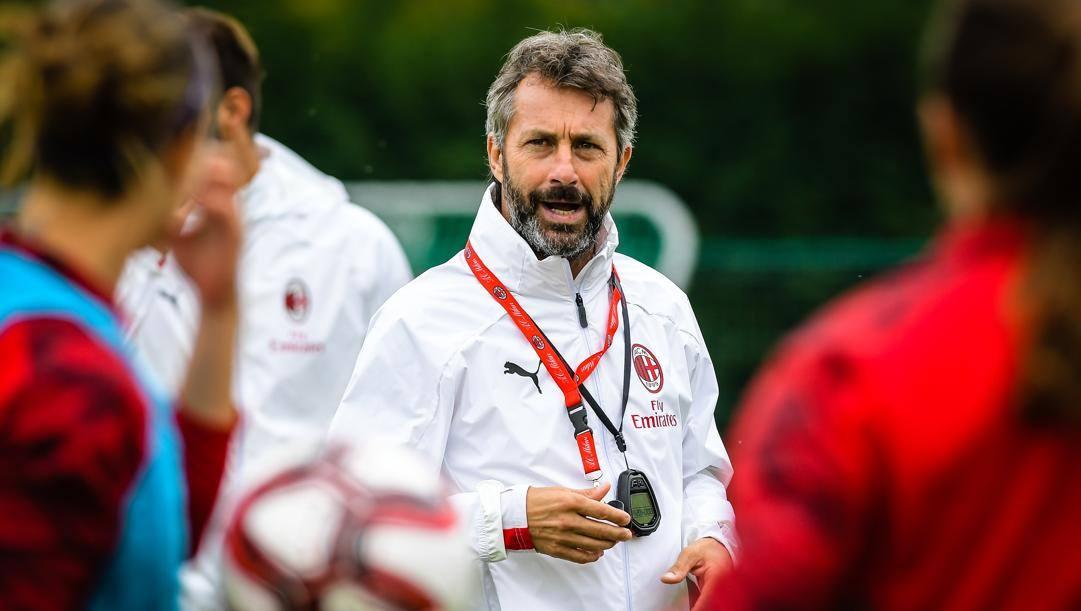 Maurizio Ganz, 52 anni. LaPresse