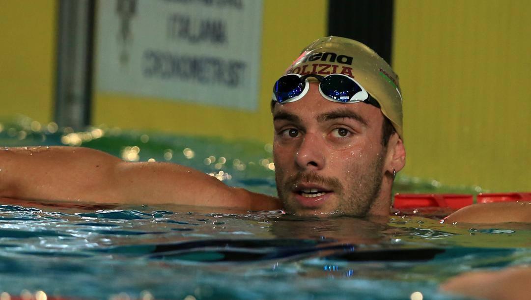 Gregorio Paltrinieri, 26 anni. Fama
