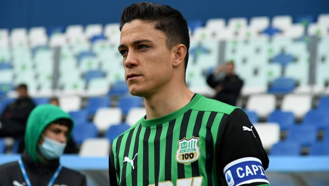 Giacomo Raspadori, 21 anni. Getty