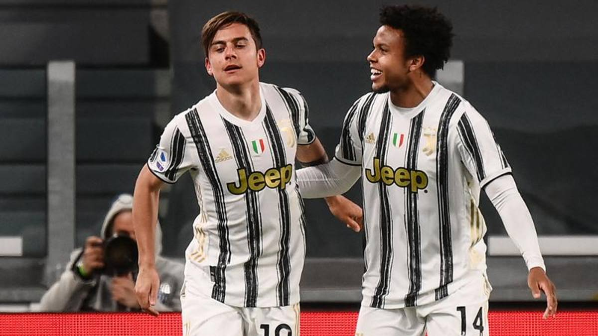 Surprise, Dybala is back! Pirlo smiles, Juve beat Napoli and are third -  Ruetir
