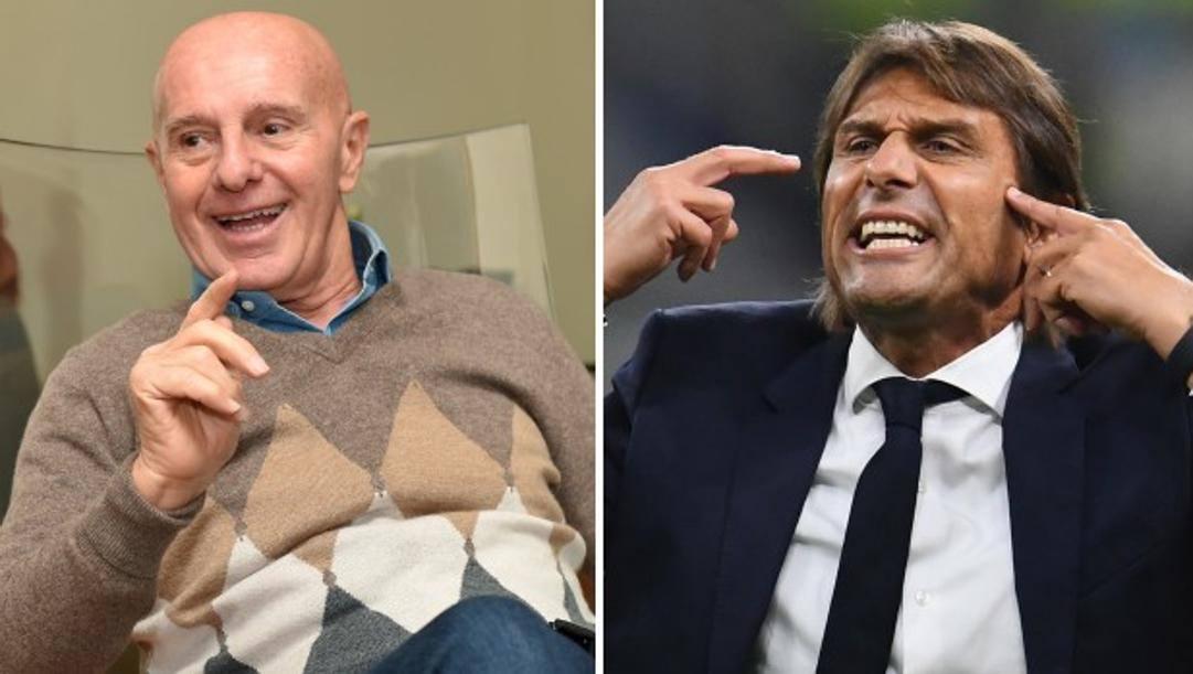 Arrigo Sacchi (75 anni) e Antonio Conte (51). FABIO BOZZANI-GETTY IMAGINES