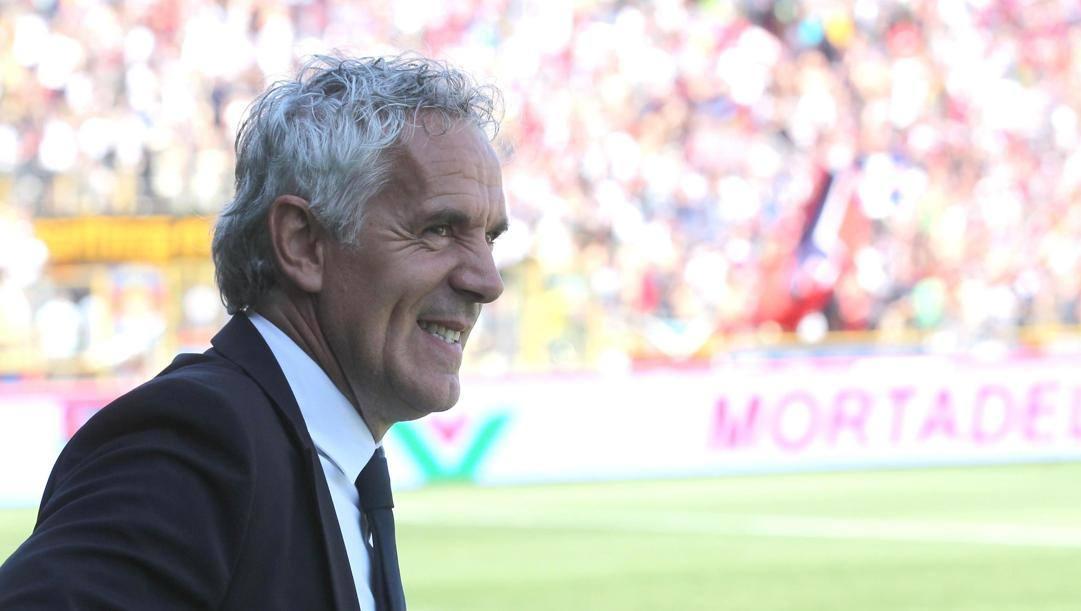 Roberto Donadoni, 57 anni. Ansa