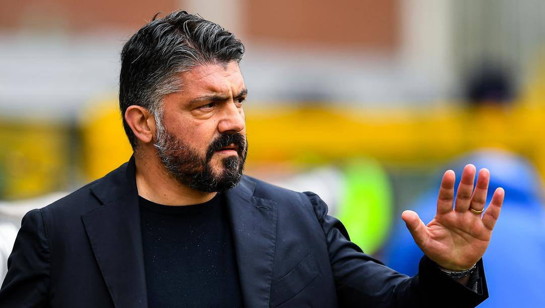 Rino Gattuso, 43 anni. Getty Images