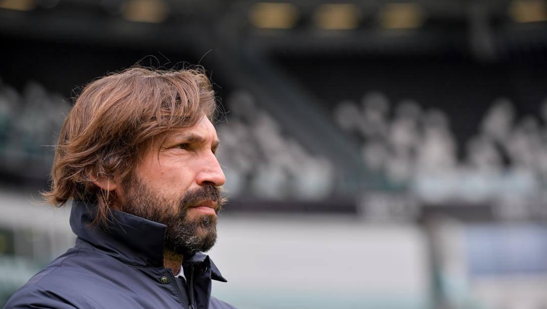 Andrea Pirlo, allenatore della Juventus. Getty