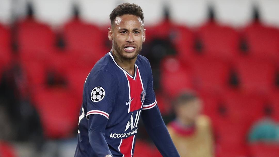 Neymar, 29 anni. LaPresse