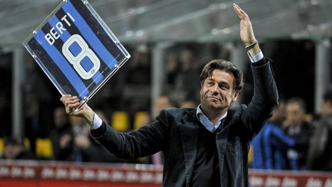 Nicola Berti (54 anni domani), con l'Inter 312 presenze ufficiali, 41 gol e 8 assist dal 1988 al 1998 in tutte le competizioni. Ha vinto uno scudetto, una Supercoppa Italiana e due Coppe Uefa. GETTY