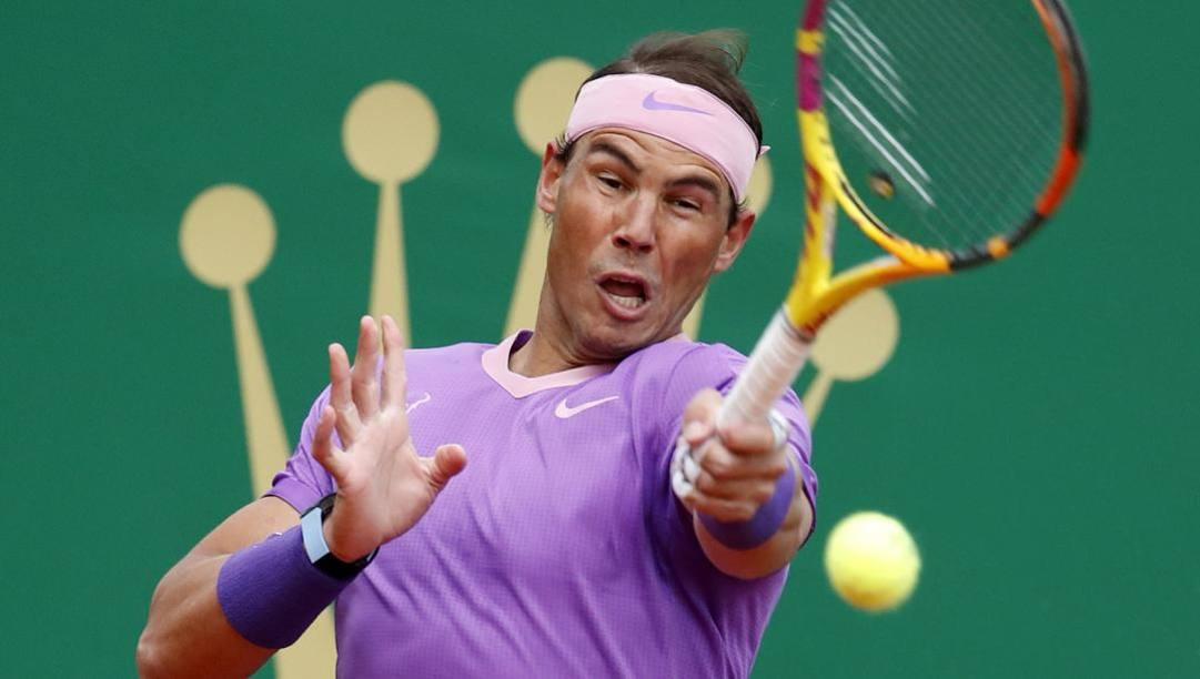 Rafa Nadal, 34 anni. EPA