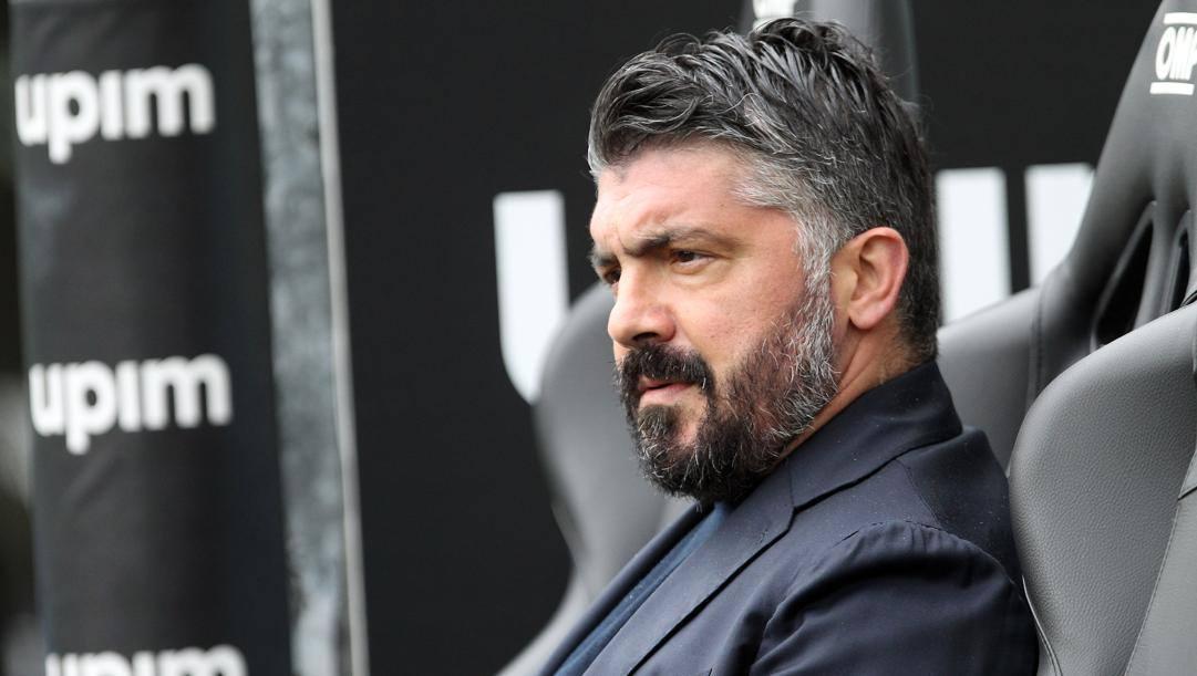 Rino Gattuso, 43 anni. LaPresse