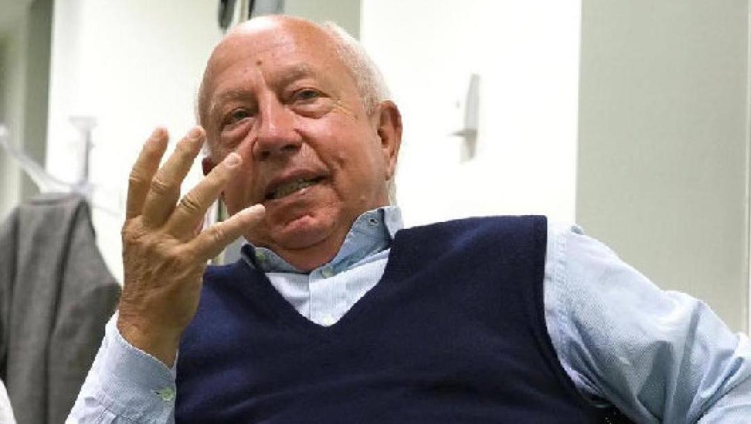 Ottavio Bianchi (77 anni, bresciano) in carriera ha allenato anche Napoli (1985-89 e 1992-93, poi d.t. nel 1993-94) e Inter (1994-95). FABIO BOZZANI