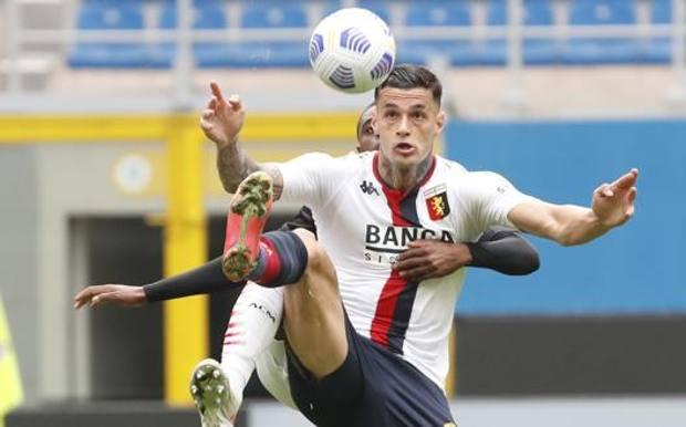Gianluca Scamacca, 22 anni. Ap