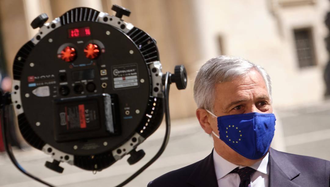 Antonio Tajani, 67 anni (LAPRESSE)
