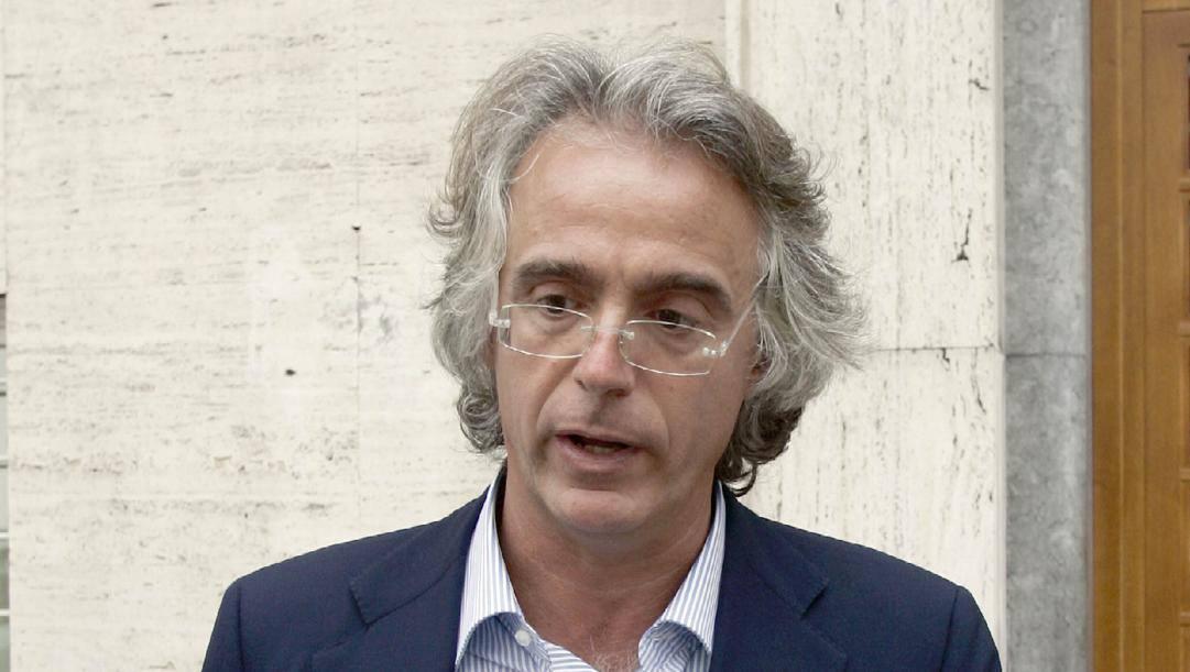 L'avvocato Mattia Grassani. Ansa