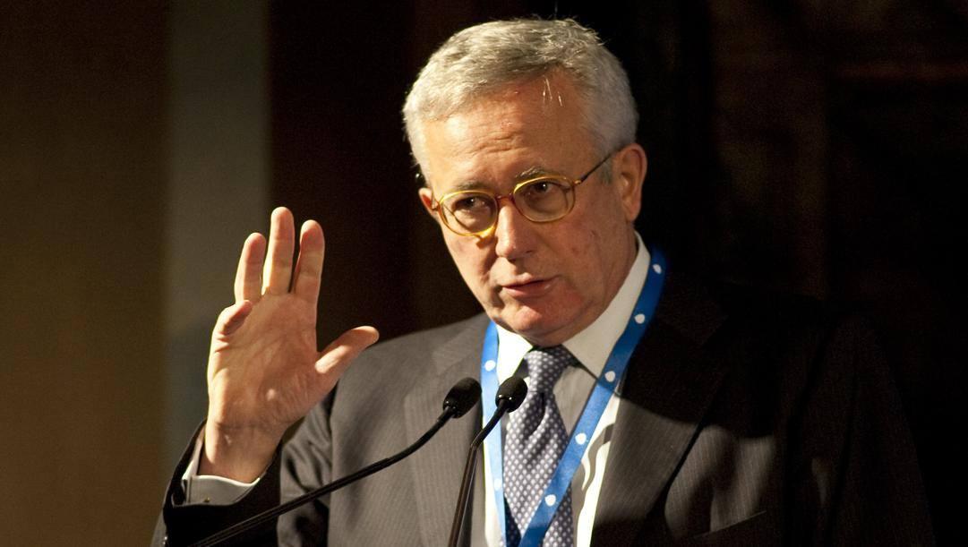 Giulio Tremonti, 73 anni. Ansa
