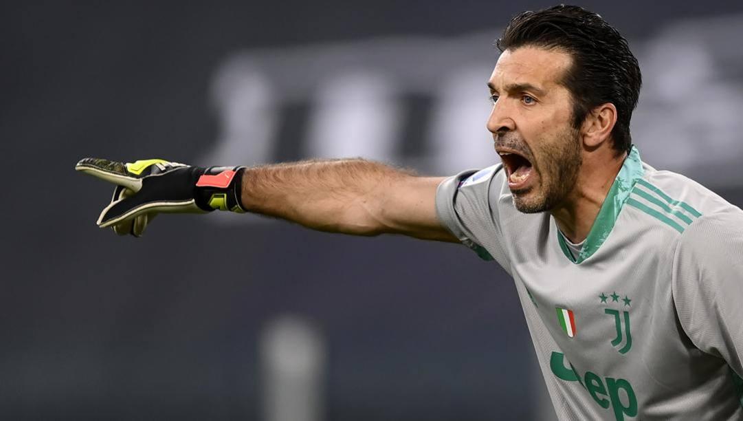 Gianluigi Buffon, 43 anni. Lapresse