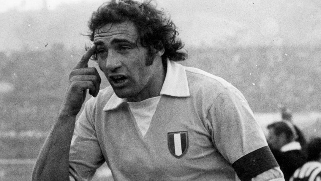 Giorgio Chinaglia, leader della Lazio