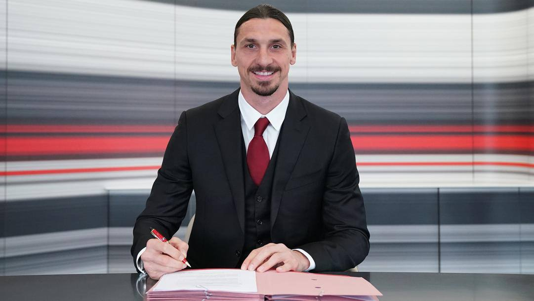 Zlatan Ibrahimovic (39 anni), 15 gol in 17 partite di campionato. LaPresse