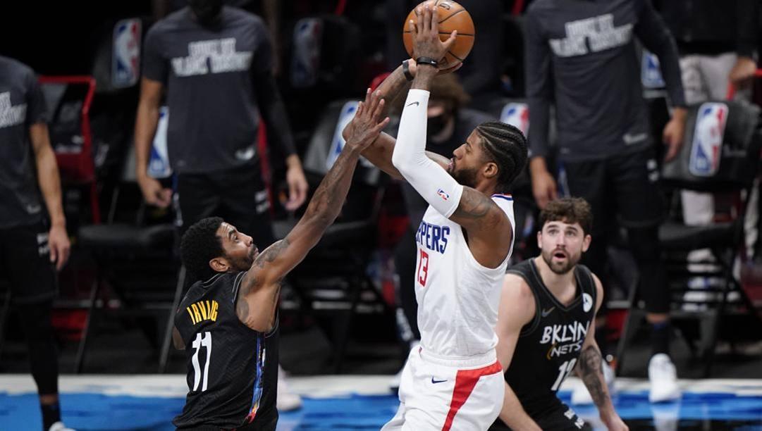 I Clippers restano al primo posto nella classifica settimanale di Gazzetta. LaPresse