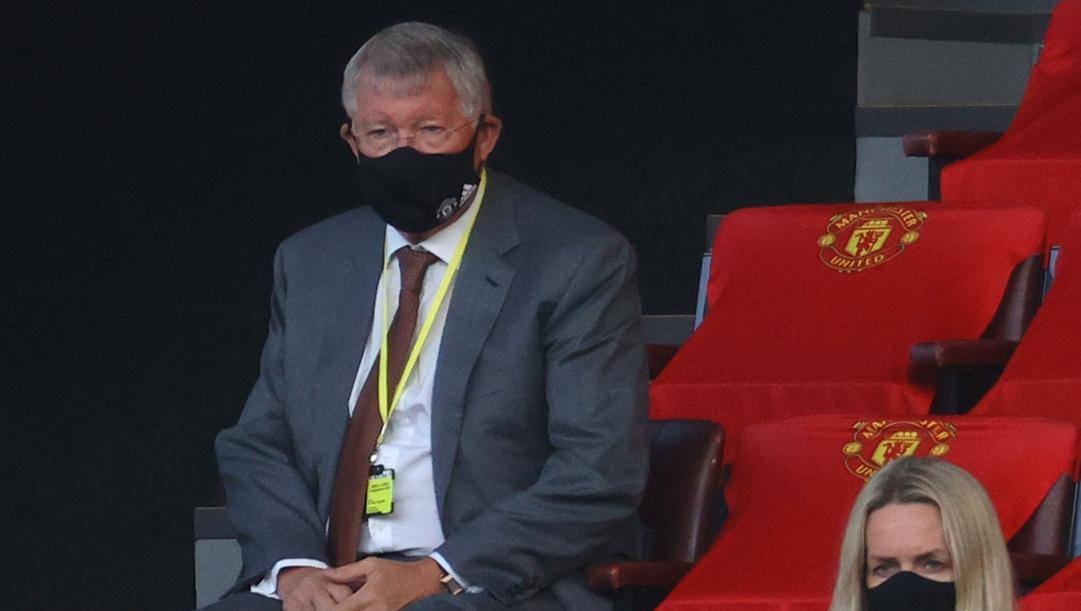 Alex Ferguson, oggi 79 anni, ha allenato il Manchester United per 27 stagioni, dal 1986 al 2013. LaPresse