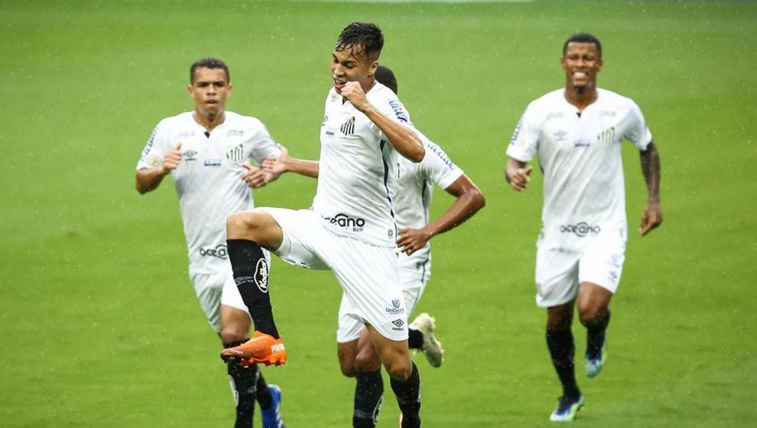 Kaio Jorge, 19 anni, nuova stella del Santos
