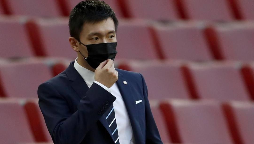 Steven Zhang, 29 anni. Epa