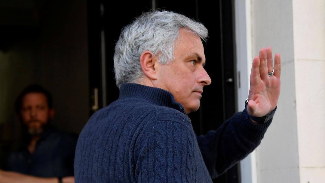 Josè Mourinho, 58 anni.