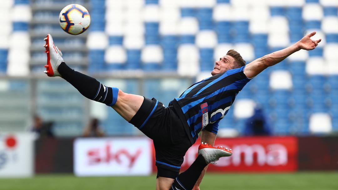 Robin Gosens (26 anni), esterno sinistro dell'Atalanta e della nazionale tedesca. GETTY IMAGES