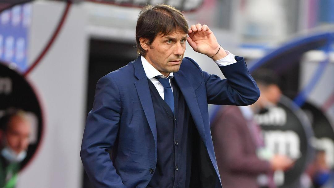 Antonio Conte, 56 anni. Ansa