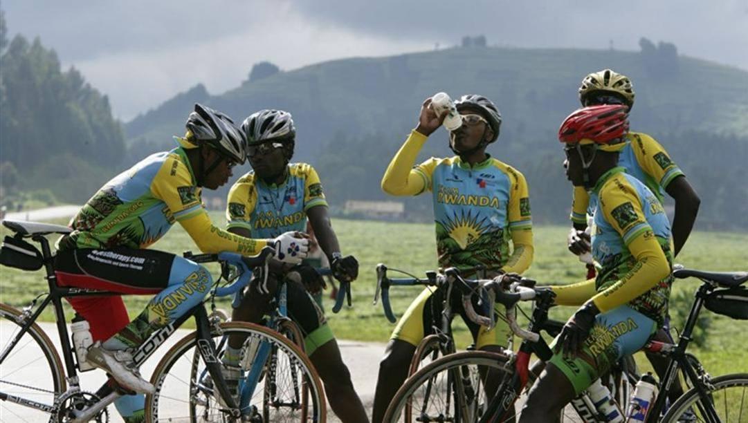 Il Giro del Ruanda si corre dal 2009